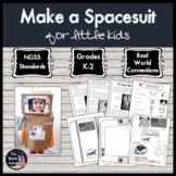 Astronaut Dress Up (Next Generation Science Standards)