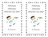 Astronaut Easy Reader {Space Theme}