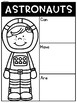 Astronaut Field Guide: A Solar System Activity Book & Puzzles