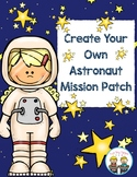 Astronaut Mission (Crew) Patches ~ Discover and Design Your Own!
