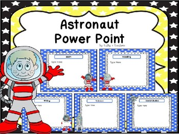 Astronaut Open House Power Point