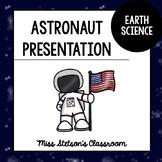 Astronaut Powerpoint