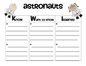 Astronaut Research