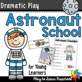 Astronaut School Dramatic Play