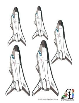 Astronaut Shuttle Match
