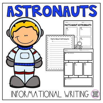Astronaut Writing