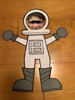 Astronaut Yourself Craft