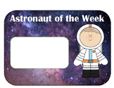 Astronaut of the Week for Job Board