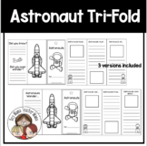 Astronauts Can, Do, Have Tri-Fold