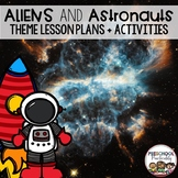 Space Theme Unit and Lesson Plans for Preschool