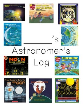 Astronomer's Log- TDOE Unit Starter