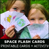 Great Balls of Space Flash Cards