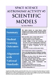 Astronomy Activity #5 Scientific Models
