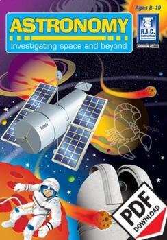 Astronomy – Ages 8-10