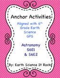 Anchor Activity Astronomy S6E1 and S6E2