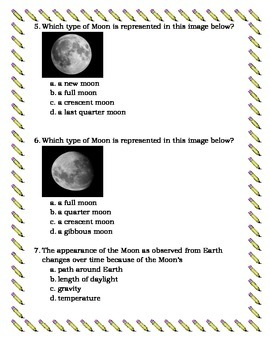 Astronomy Assessments