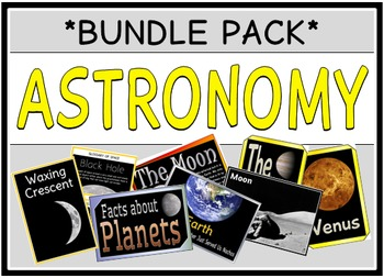 Astronomy (BUNDLE PACK)