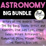 Astronomy Big Bundle