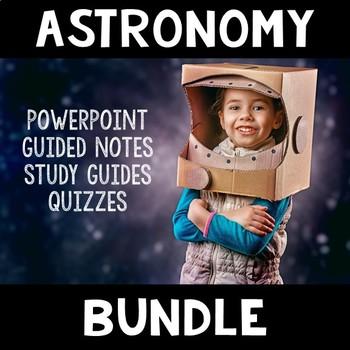 Astronomy Bundle