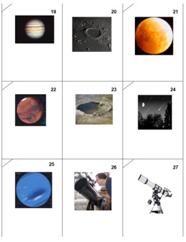 Astronomy --  Checkers with a Difference