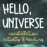 Astronomy & Constellation Unit: Free Resource