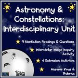 Astronomy & Constellations Unit: Interdisciplinary Study
