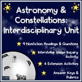 Astronomy & Constellations Unit: Interdisciplinary Study