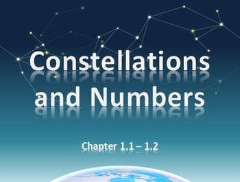 Astronomy: Constellations and Numbers
