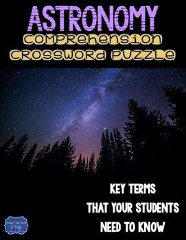Astronomy Crossword