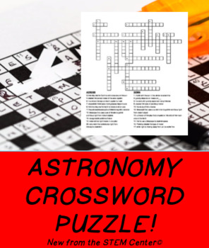 Astronomy Crossword