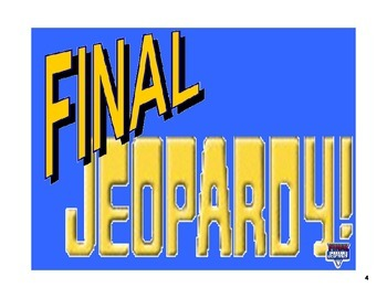 Astronomy Cycles Jeopardy
