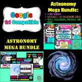 Astronomy Digital & Printable Notebook: Solar System, Galaxies, and the Universe