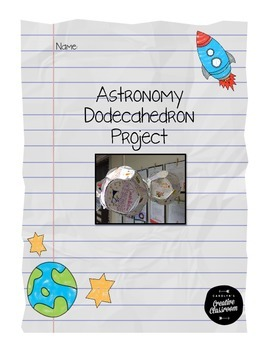 Astronomy Dodecahedron Project