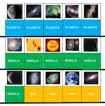 Astronomy Dominoes