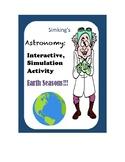Earth's Seasons INTERACTIVE Virtual Online Simulation Acti