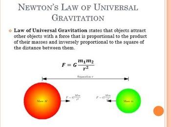 Astronomy: Energy and Gravity