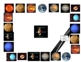 Astronomy File Folder Game