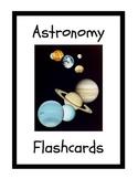 Astronomy Flashcards