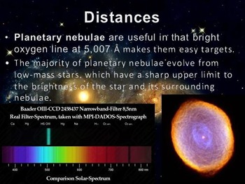 Astronomy: Galactic Distances
