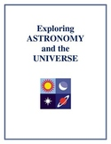 Astronomy Interdisciplinary Unit, Activities and Worksheets