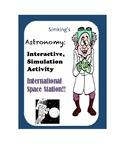 International Space Station INTERACTIVE Simulation Online Activity Lab!