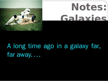 Astronomy Lecture Notes: Galaxies