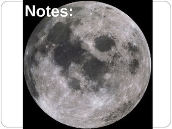 """Astronomy Lecture Notes: """"The Sun and the Moon"""""""
