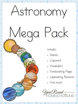 Astronomy Mega Pack