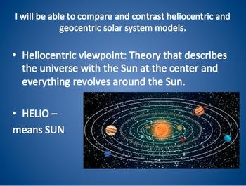 Astronomy Milestone Review