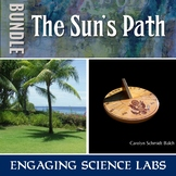 Astronomy: Model the Sun's Path—make a Classroom Sundial—M