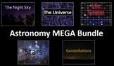 Astronomy (Night Sky, Universe, Star Groups, Stars & Constellation) MEGA Bundle