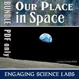 Astronomy: Our Place in Space—A collection of lab activities