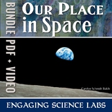 Astronomy: Our Place in Space—A collection of lab activities + Videos
