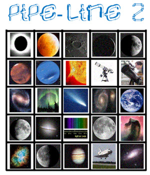 Astronomy Pipe Line Game